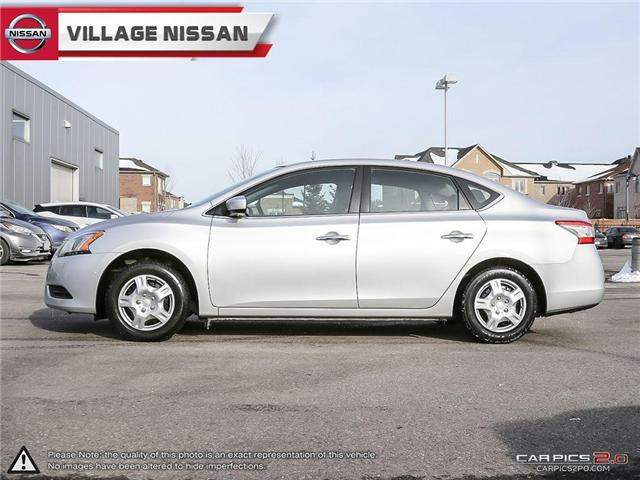 2015 Nissan Sentra 1.8 S (Stk: 90268A) in Unionville - Image 3 of 27