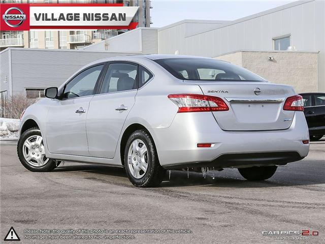 2015 Nissan Sentra 1.8 S (Stk: 90268A) in Unionville - Image 4 of 27