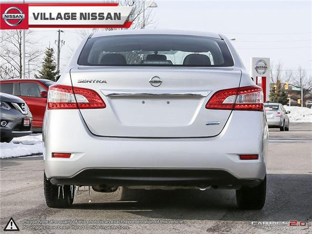 2015 Nissan Sentra 1.8 S (Stk: 90268A) in Unionville - Image 5 of 27