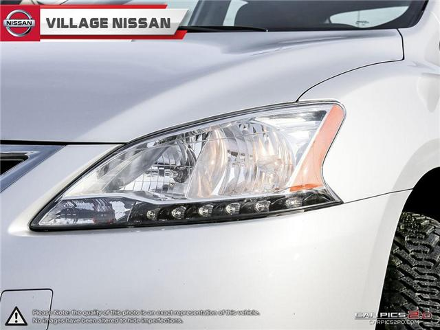 2015 Nissan Sentra 1.8 S (Stk: 90268A) in Unionville - Image 10 of 27