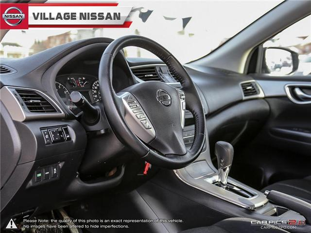 2015 Nissan Sentra 1.8 S (Stk: 90268A) in Unionville - Image 13 of 27