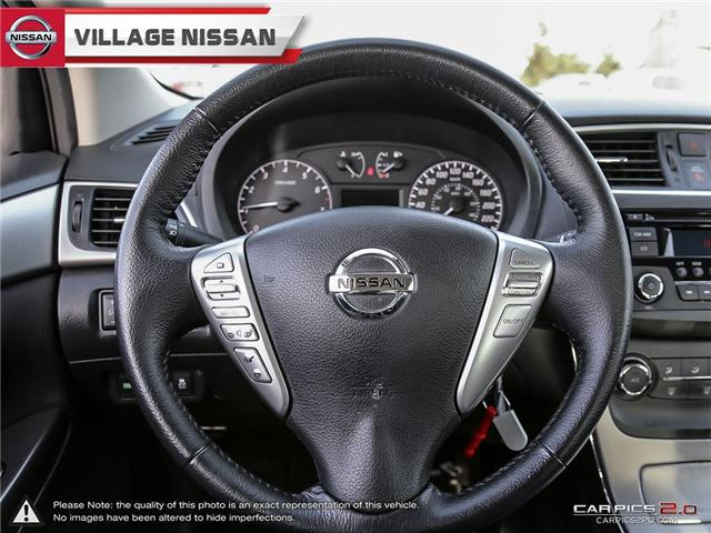 2015 Nissan Sentra 1.8 S (Stk: 90268A) in Unionville - Image 14 of 27