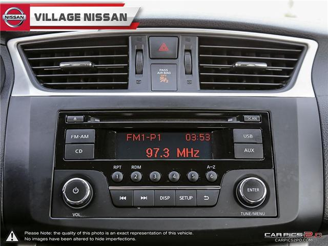 2015 Nissan Sentra 1.8 S (Stk: 90268A) in Unionville - Image 21 of 27