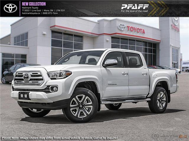 2019 Toyota Tacoma 4x4 Double Cab V6 Limited 6A (Stk: H19302) in Orangeville - Image 1 of 23