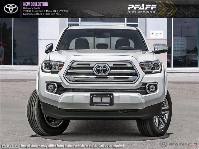2019 Toyota Tacoma 4x4 Double Cab V6 Limited 6A (Stk: H19302) in Orangeville - Image 2 of 23