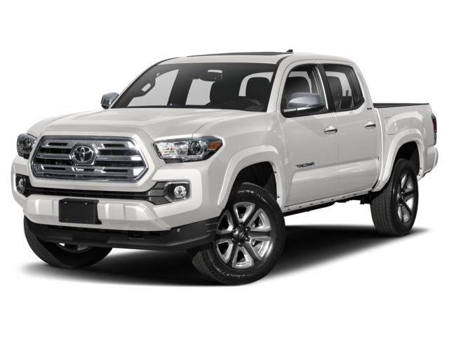 2019 Toyota Tacoma Limited V6 (Stk: 19188) in Brandon - Image 1 of 9