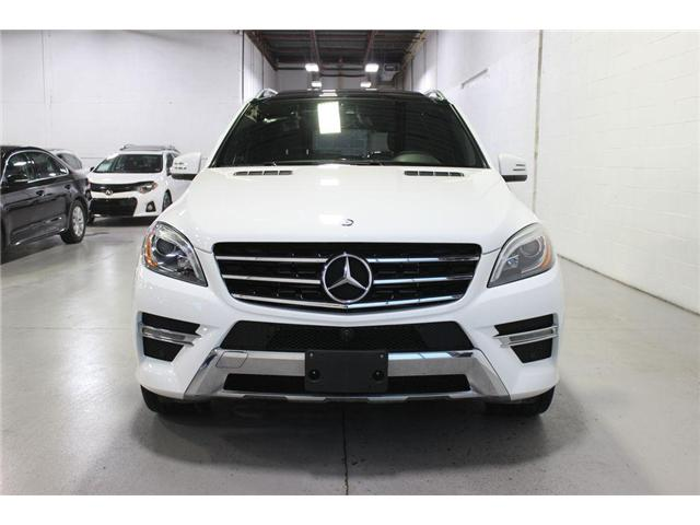 2015 Mercedes-Benz M-Class Base (Stk: 546557) in Vaughan - Image 3 of 30