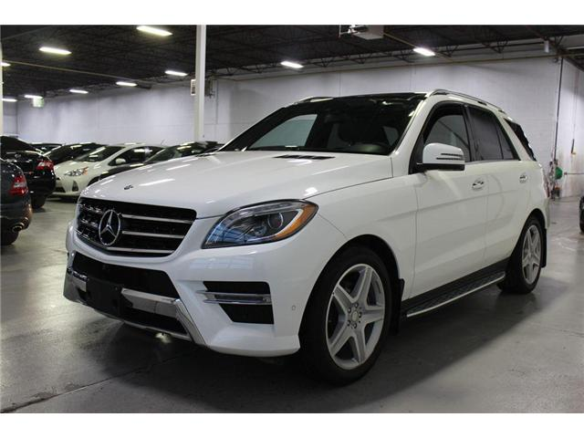 2015 Mercedes-Benz M-Class Base (Stk: 546557) in Vaughan - Image 4 of 30