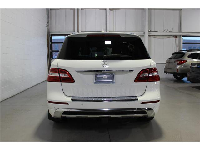 2015 Mercedes-Benz M-Class Base (Stk: 546557) in Vaughan - Image 6 of 30