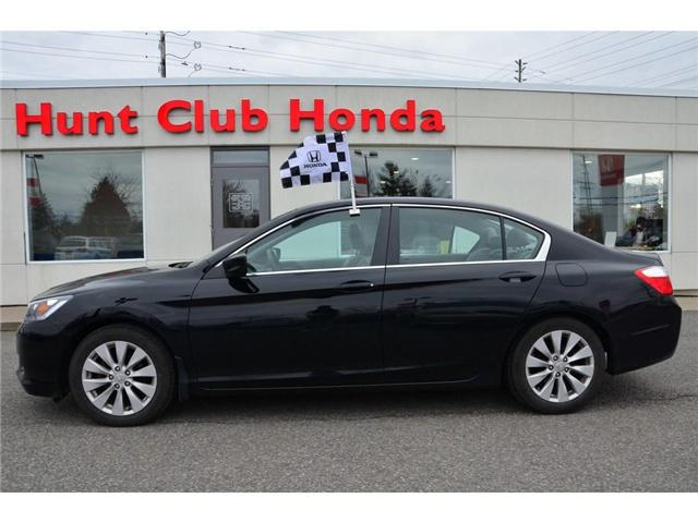 2014 Honda Accord LX (Stk: Y00937A) in Gloucester - Image 1 of 25