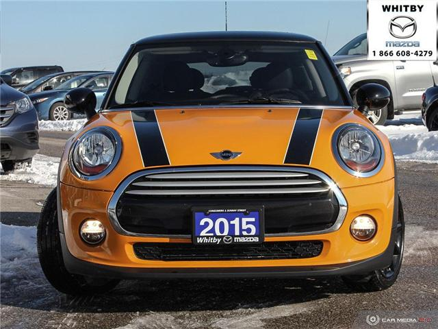 2015 MINI 3 Door Cooper (Stk: 190144A) in Whitby - Image 2 of 27
