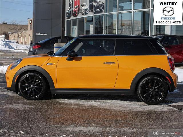 2015 MINI 3 Door Cooper (Stk: 190144A) in Whitby - Image 3 of 27