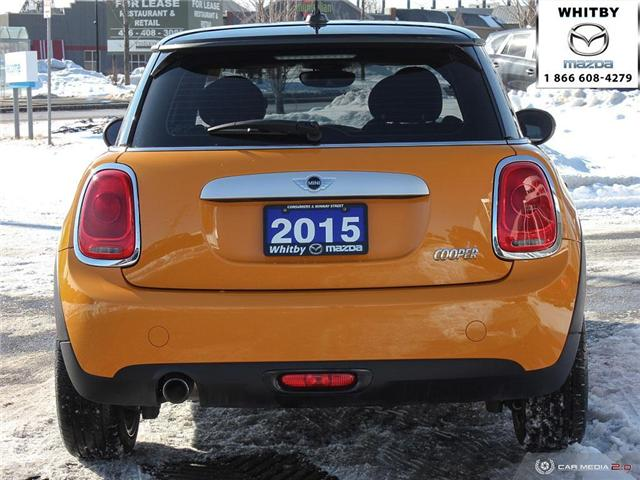 2015 MINI 3 Door Cooper (Stk: 190144A) in Whitby - Image 5 of 27