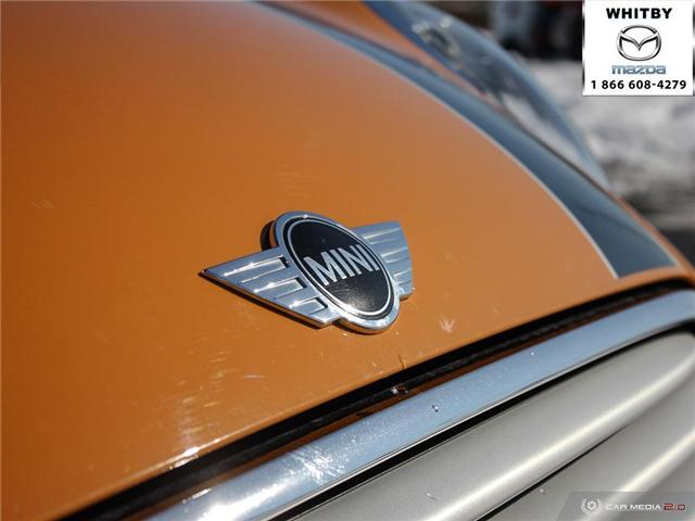2015 MINI 3 Door Cooper (Stk: 190144A) in Whitby - Image 9 of 27