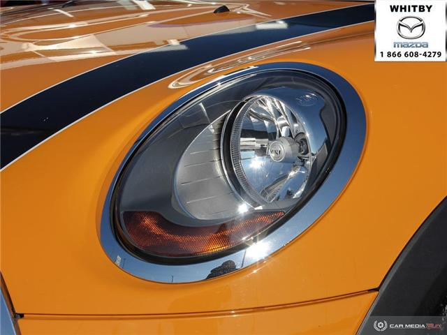 2015 MINI 3 Door Cooper (Stk: 190144A) in Whitby - Image 10 of 27