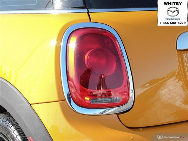 2015 MINI 3 Door Cooper (Stk: 190144A) in Whitby - Image 12 of 27