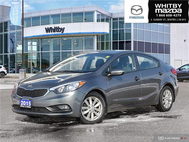2015 Kia Forte 1.8L LX (Stk: P17411) in Whitby - Image 1 of 27