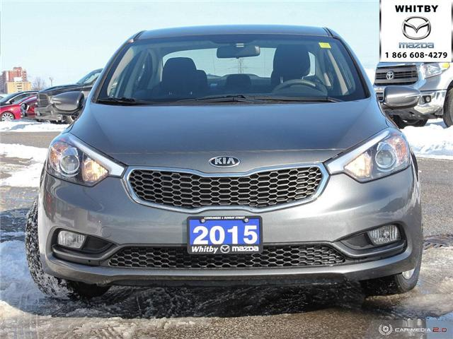 2015 Kia Forte 1.8L LX (Stk: P17411) in Whitby - Image 2 of 27