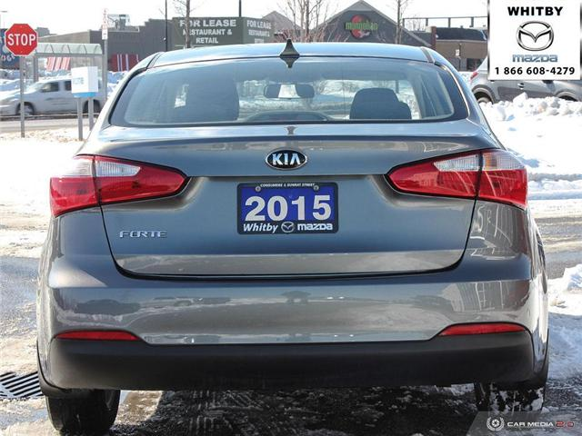 2015 Kia Forte 1.8L LX (Stk: P17411) in Whitby - Image 5 of 27