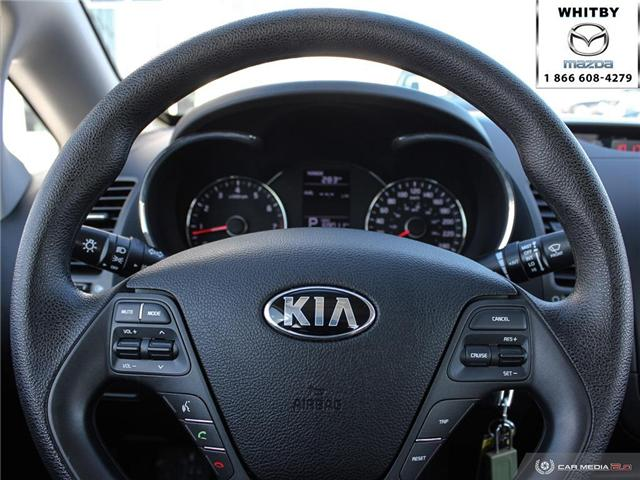 2015 Kia Forte 1.8L LX (Stk: P17411) in Whitby - Image 14 of 27