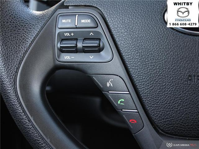 2015 Kia Forte 1.8L LX (Stk: P17411) in Whitby - Image 18 of 27