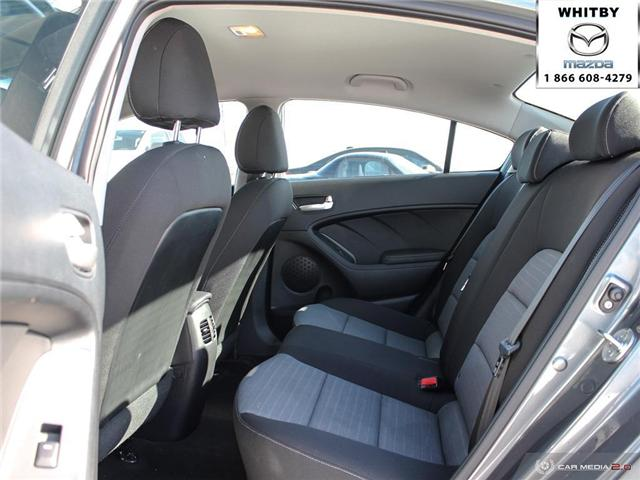 2015 Kia Forte 1.8L LX (Stk: P17411) in Whitby - Image 26 of 27