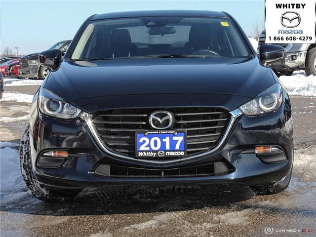 2017 Mazda Mazda3 GS (Stk: 190143A) in Whitby - Image 2 of 27