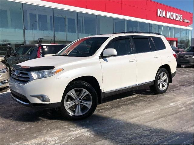 2013 Toyota Highlander  (Stk: 91261A) in Gatineau - Image 1 of 29