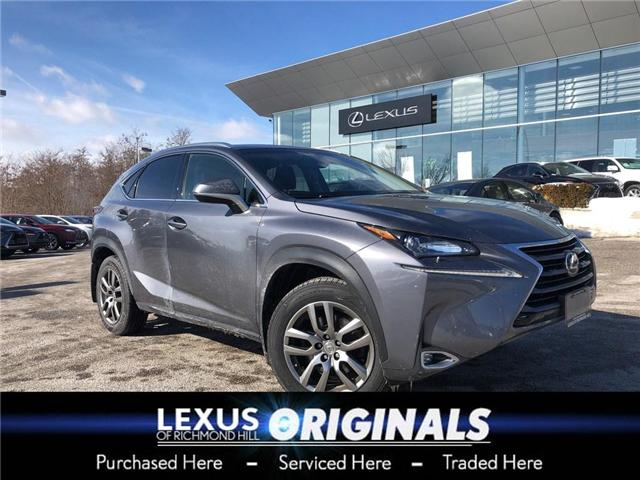 2015 Lexus NX 200t Base (Stk: OR11876G) in Richmond Hill - Image 1 of 27
