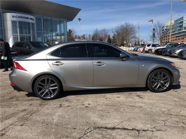 2016 Lexus IS 300 Base (Stk: OR11863G) in Richmond Hill - Image 2 of 25