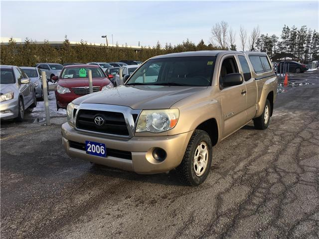 2006 Toyota Tacoma Access Cab Auto 2WD (Stk: P3649) in Newmarket - Image 1 of 15