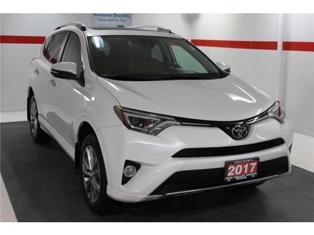 2017 Toyota RAV4 Limited (Stk: 297144S) in Markham - Image 2 of 27