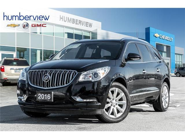 2016 Buick Enclave Premium (Stk: B9R019A) in Toronto - Image 1 of 21