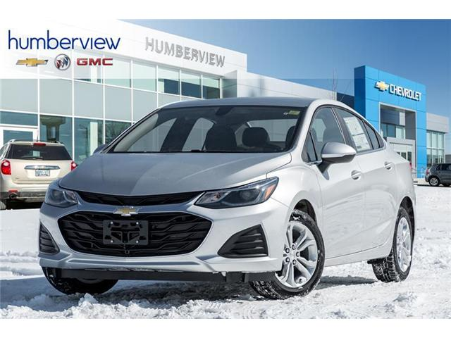 2019 Chevrolet Cruze LT (Stk: 19CZ093) in Toronto - Image 1 of 20