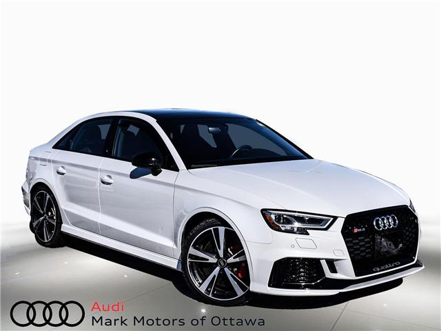 2018 Audi RS 3 2.5T (Stk: 91610A) in Nepean - Image 1 of 26