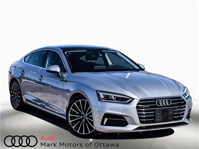 2018 Audi A5 2.0T Progressiv (Stk: 90903) in Nepean - Image 1 of 30