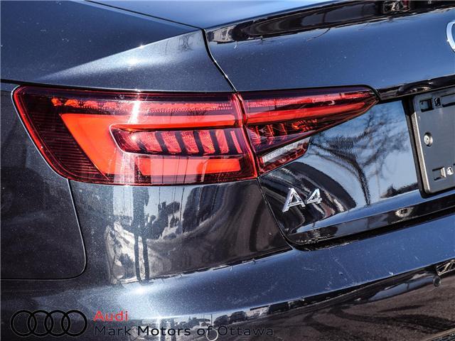 2018 Audi A4 2.0T Progressiv (Stk: 91114) in Nepean - Image 6 of 28