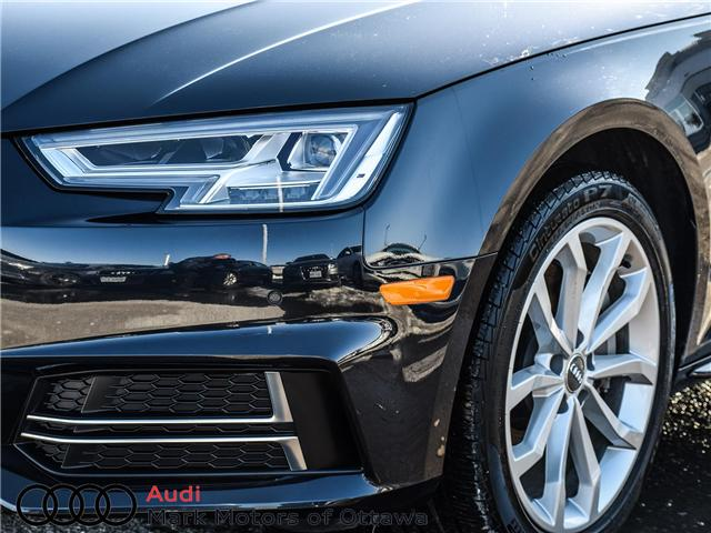 2018 Audi A4 2.0T Progressiv (Stk: 91114) in Nepean - Image 7 of 28