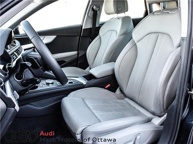 2018 Audi A4 2.0T Progressiv (Stk: 91114) in Nepean - Image 12 of 28