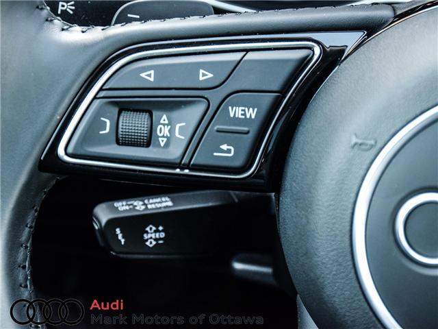 2018 Audi A4 2.0T Progressiv (Stk: 91114) in Nepean - Image 15 of 28
