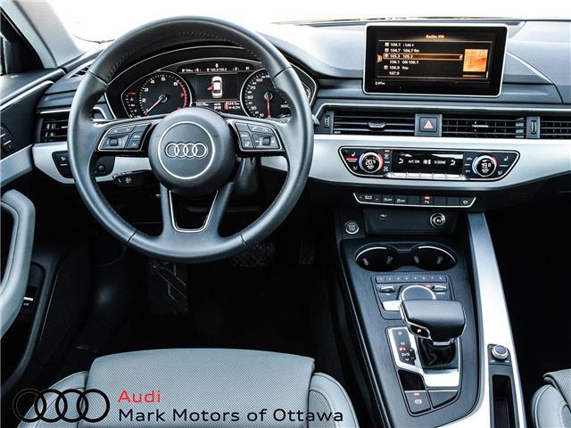 2018 Audi A4 2.0T Progressiv (Stk: 91114) in Nepean - Image 16 of 28