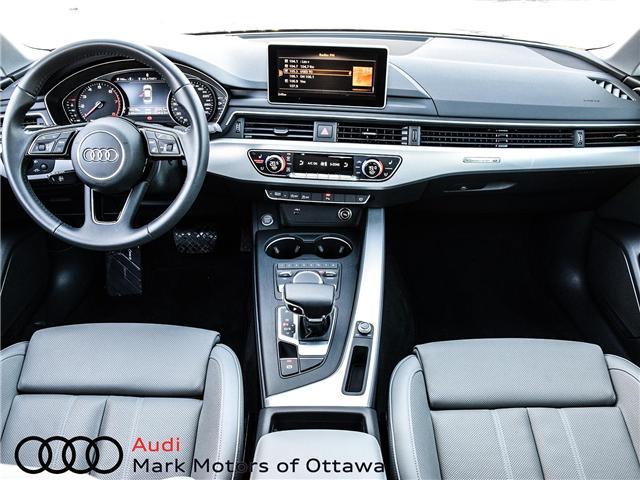 2018 Audi A4 2.0T Progressiv (Stk: 91114) in Nepean - Image 20 of 28