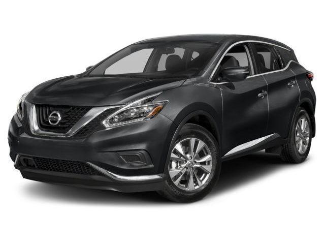 2018 Nissan Murano Platinum (Stk: JN132335) in Cobourg - Image 1 of 9