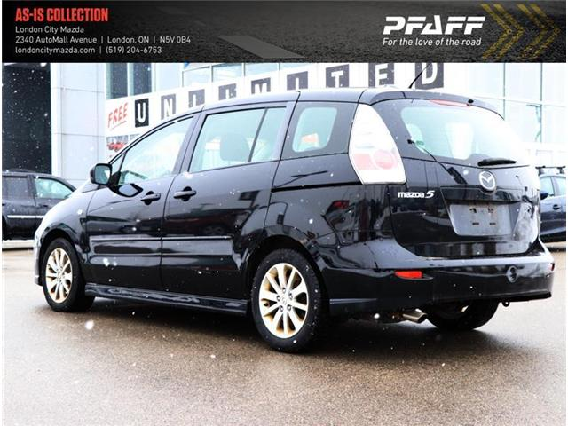 2007 Mazda Mazda5 GS (Stk: MA1613A) in London - Image 3 of 10