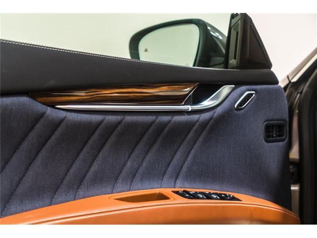2018 Maserati Ghibli S Q4 GranLusso (Stk: 870MC) in Calgary - Image 13 of 22