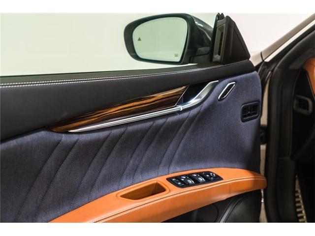 2018 Maserati Ghibli S Q4 GranLusso (Stk: 870MC) in Calgary - Image 14 of 22