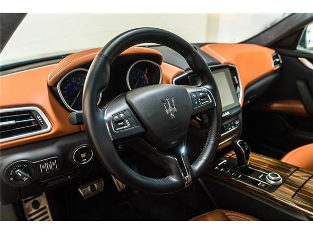 2018 Maserati Ghibli S Q4 GranLusso (Stk: 870MC) in Calgary - Image 15 of 22