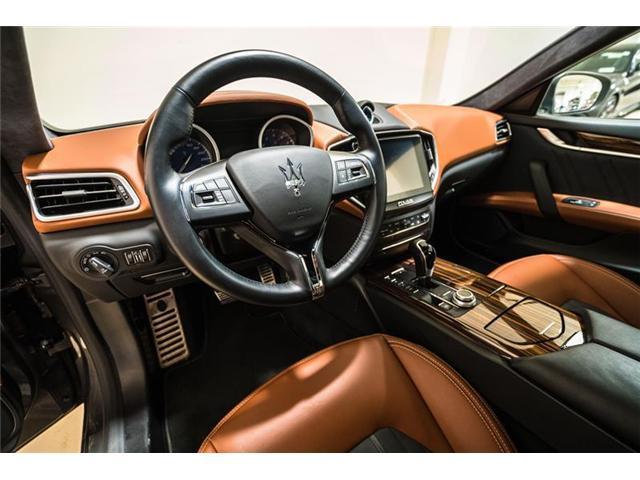 2018 Maserati Ghibli S Q4 GranLusso (Stk: 870MC) in Calgary - Image 16 of 22