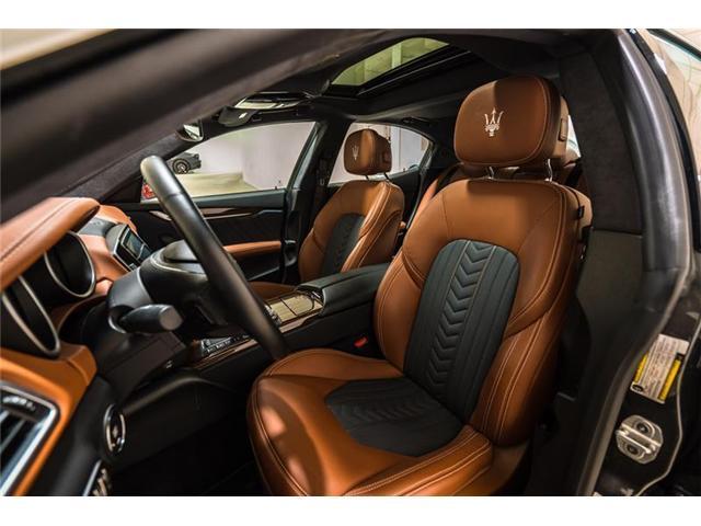 2018 Maserati Ghibli S Q4 GranLusso (Stk: 870MC) in Calgary - Image 17 of 22