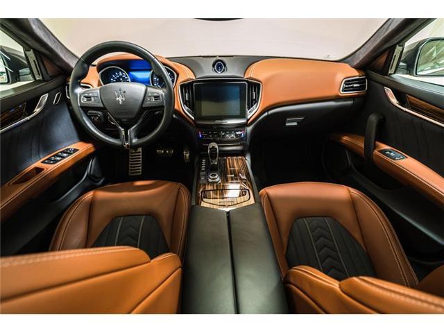 2018 Maserati Ghibli S Q4 GranLusso (Stk: 870MC) in Calgary - Image 18 of 22